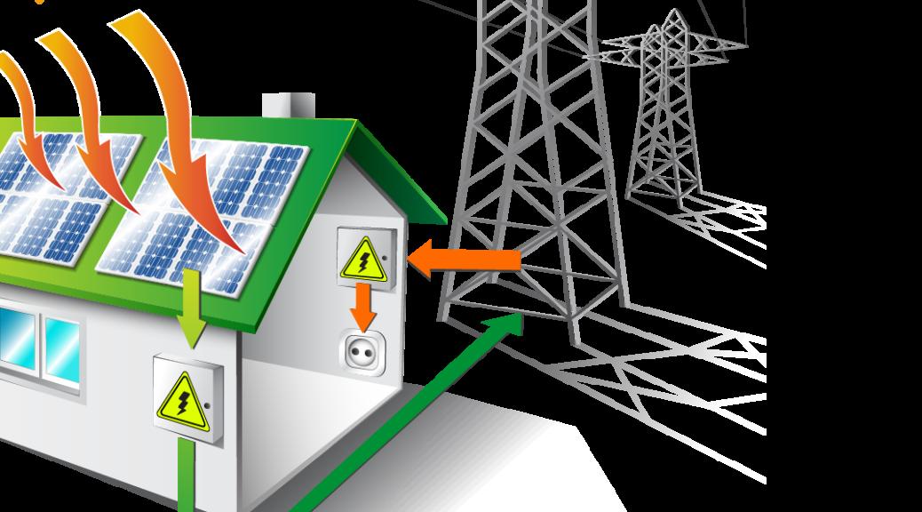 elektraren pripojena do siete