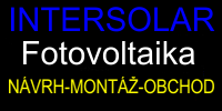 Intersolar všetko pre fotovoltaiku