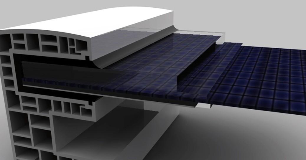 Z čoho sa fotovoltaický panel skladá